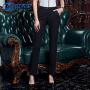 【极速发货  超低价格】女先生OL职业装女裤直筒裤西裤女士正装裤工作裤黑色西装裤长裤