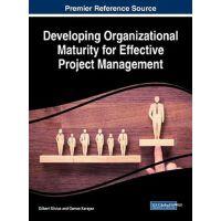 【预订】Developing Organizational Maturity for Effective Project