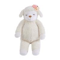 儿童毛绒玩具娃娃萌小羊公仔可爱抱枕送女生日礼物