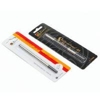 毕加索签字笔笔芯 纯黑 0.5mm毕加索笔芯 水笔 宝珠笔替芯