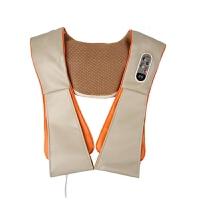 肩颈按摩披肩捶打加热颈椎按摩仪电动家用肩颈按摩器颈部腰部肩部