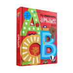 英文原版My Awesome Alphabet Book NEW难以置信的字母