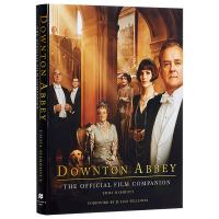 唐顿庄园 电影艺术画册设定集 Downton Abbey The Official Film Companion 英文原
