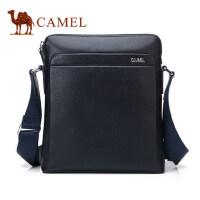 Camel骆驼男包新款男士 单肩包简约商务斜挎包男背包男版