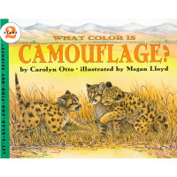 What Color Is Camouflage? (Let's Read and Find Out) 自然科学启蒙2