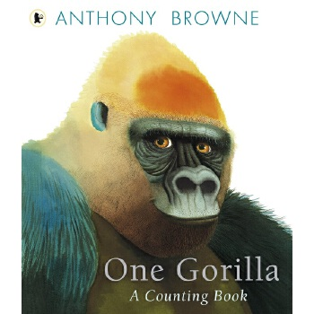 One Gorilla: A Counting Book( 货号:9781406345339)