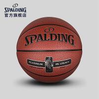斯伯丁篮球官方正品耐磨室外nba7号水泥地比赛专用非真皮牛皮76-017Y