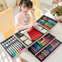 儿童文具套装学习礼品小学生画画用品画笔幼儿园水彩笔绘画礼