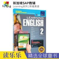 SAP Learning English Workbook 2 小学二年级英语练习册在线测试版 新加坡教辅 新亚出版社