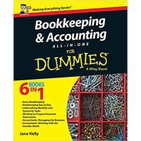 【预订】Bookkeeping & Accounting All-In-One For Dummies, Uk Edi