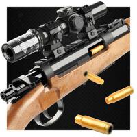 儿童吃鸡塑料水弹玩具98ak狙击手仿真大号抛壳98k男孩枪软弹男童