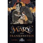 英文原版 Julia Sarda绘本 玛丽・雪莱的故事 平装 纪念《弗兰肯斯坦》200周年 Mary and Fran