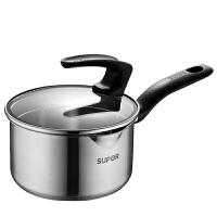 【包邮费】苏泊尔授权专卖ST18J1巧立304不锈钢复底牛奶锅18CM汤锅宝宝煮奶锅