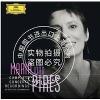 现货 进口CD 原版 皮尔斯钢琴协奏曲录音 5CD