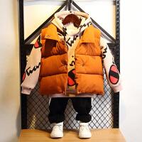 男童冬装套装冬季童装孩儿童卫衣宝宝三件套