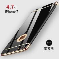 【限�r秒��】�O果7Plus手�C��iPhone6硅�z新款ins透明超薄7P��けWo套全包防摔6P外�こ�