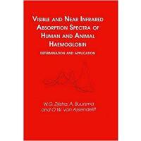 【预订】Visible and Near Infrared Absorption Spectra of Human a