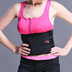 LI-NING/李宁护具 健康护腰带 产后孕后收腹带 腰间盘突出运动护腰健身腰带AQAH242