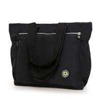 大容量旅行购物袋手提大包时尚女包防水牛津布女包