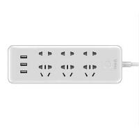公牛插座USB插排插线板充电插板接线板1.8米GN-B333U
