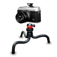 八爪鱼支架大号单反微单相机拍照录像三脚架手机直播桌面自拍神器