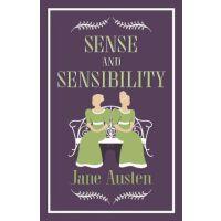 英文原版 理智与情感 简・奥斯汀 Alma经典文学 Sense and Sensibility (Alma Classi