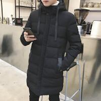 男士外套冬季保暖新款棉服潮流韩版中长款棉衣服帅气加厚袄子男装DJ934