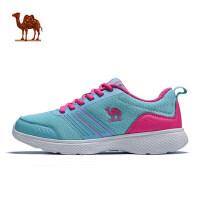 骆驼运动鞋男 年春季 男款透气时尚舒适跑步鞋轻便运动跑鞋