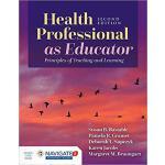【预订】HEALTH PROFESSIONAL AS EDUCATOR 2E W/ADVANTAGE ACCESS 9