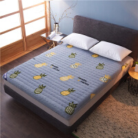 10cm加厚法莱绒床垫软垫秋冬季加厚保暖垫被褥子学生宿舍床褥子单双人家用