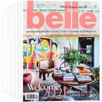 澳大利亚 belle 家居设计杂志 订阅2020年 E09 别墅家居软装配饰 家居产品家具 设计杂志