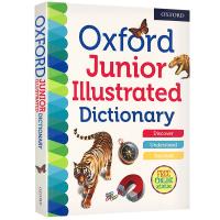 牛津少儿英语图解词典 英文原版工具书 Oxford Junior Illustrated Dictionary 儿童初级