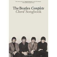 英文原版 甲壳虫乐队 吉他乐谱全集 The Beatles Complete Chord Songbook