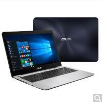 华硕(ASUS)顽石K556UQ7200 15.6英寸i5学生手提游戏笔记本电脑 4G内存+1TB硬盘官方标配版