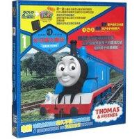 托马斯&朋友1(2DVD 书)动画片 正版DVD小火车托马斯和他的朋友们