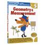 【预售】Kumon Math Workbooks Geometry & Measurement Grade 5 公文式教育 几何 测量 五年级英语练习册 儿童英文原版进口图书