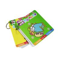 英语单词卡片幼儿启蒙英文字母学生点读笔有声儿童宝宝早教魔闪卡儿童礼物