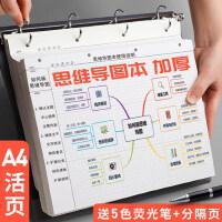 a4思�S��D�S每的���P�本子活��A�b��W格小�W生做手�L��用的�M式四�S��D�空白大�小方格考研��x框架