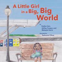 【预订】A Little Girl in a Big, Big World
