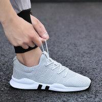 2019新款夏季男鞋透气潮流百搭低帮鞋男士运动休闲鞋帆布鞋板鞋子
