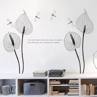 卡通墙上贴纸幼儿园宝宝儿童房动物墙贴卧室装饰墙壁墙纸贴画自粘