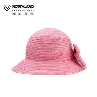 【诺诗兰开学季低至2折】诺诗兰户外防晒防紫外线女士遮阳帽透气小檐帽子A062022