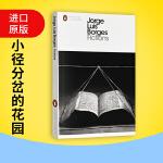 正版现货 博尔赫斯小说集 英文原版 Fictions by Jorge Luis Borges 小径分岔的花园 杜撰集