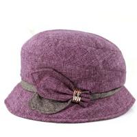 中老年女士帽子秋冬季妈妈老年人奶奶布帽子