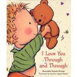 【预订】I Love You Through and Through