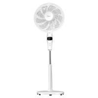 美的 电风扇 FS40-17DR 9叶遥控落地扇 遥控版控制 方式支持定时 自然风 ;正常风;睡眠风 遥控控制 5档以上