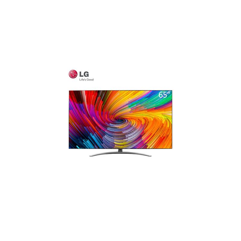 LG 65SM9000PCB 65英寸4K原装LG NanoCell硬屏全面屏智能液晶电视机新品 高清显示 wifi网络  全国联保