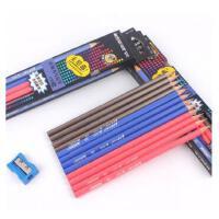 马可MARCO 书写铅笔 9002 三角杆学生铅笔 无铅毒 2H HB 2B HB