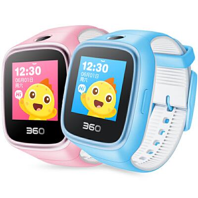 360儿童电话手表6w学生智能通话手环SE男女孩gps定位电话手表防水 不怕水的电话手表