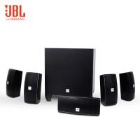 JBL CINEMA610CN 5.1声道 家庭影院套装 音响 音箱 卫星影院 壁挂影院(需连接功放使用)